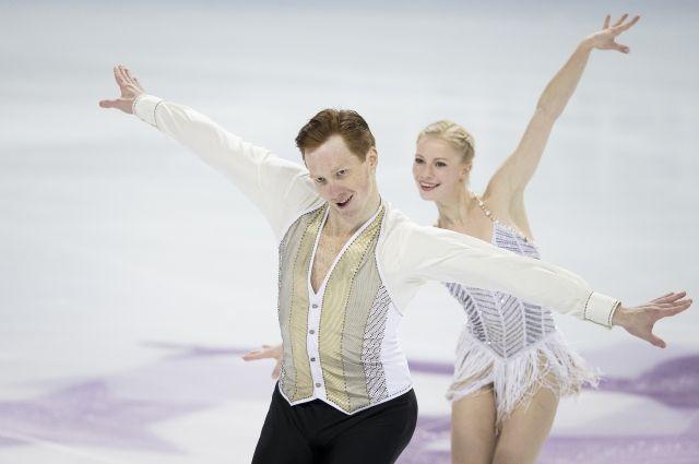 Русские фигуристы Тарасова иМорозов выиграли чемпионат Европы