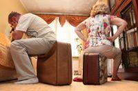 Одиноким родителям приходится самим поднимать детей