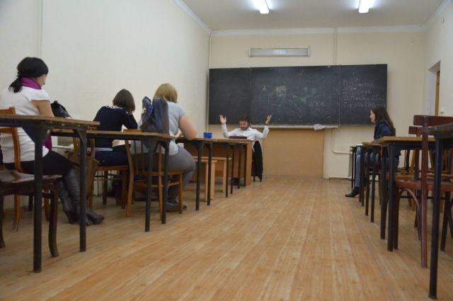 В кузбасских вузах учится 53,7 тыс. студентов.