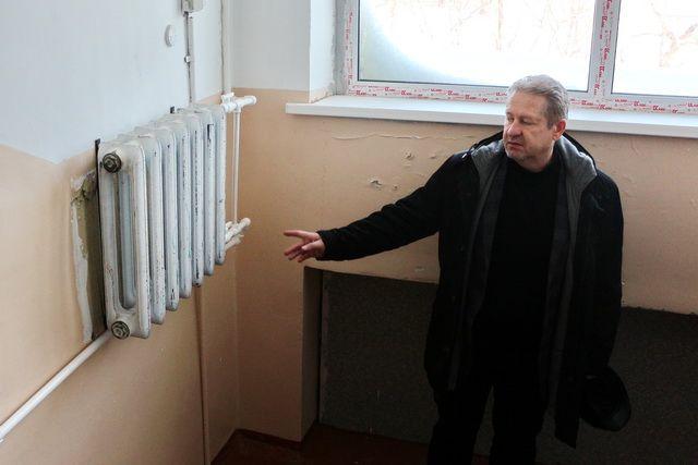 Норма температуры воздуха в школьных помещениях — 18 градусов.