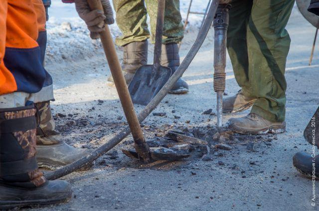 ВПриморье восстановили 305км разрушенных тайфуном автомобильных дорог