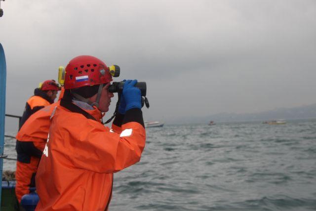 ВоВладивостоке 50 рыбаков оказались наотколовшейся льдине
