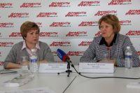 Ирина Близнец и Надежда Козлова