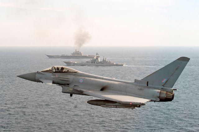 Возвращение «Адмирала Кузнецова» в Россию