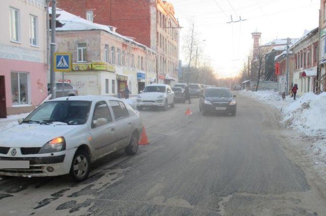 Жительница Рыбинска пострадала в итоге наезда автомобиля