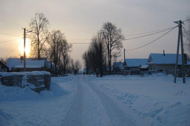 На Кемеровскую область надвигаются морозы.