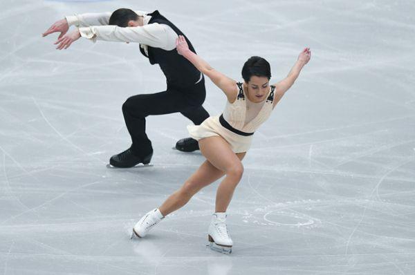 Ксения Столбова и Фёдор Климов — на четвёртом месте.