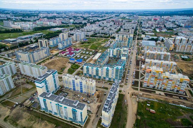 Новые микрорайоны Барнаула подвержены подтоплению впериод весеннего паводка
