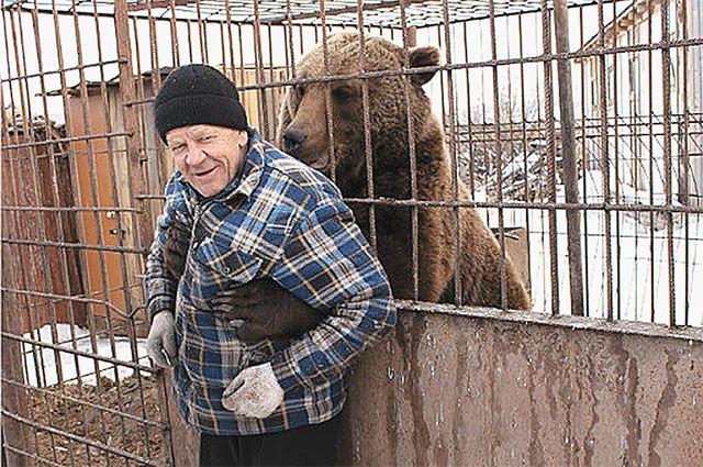 Павел не думал, что откроет зоопарк.