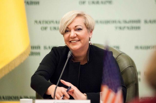 Валерия Гонтарева