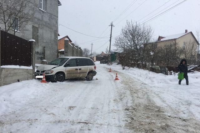 Беременная автоледи погибла наСтаврополье