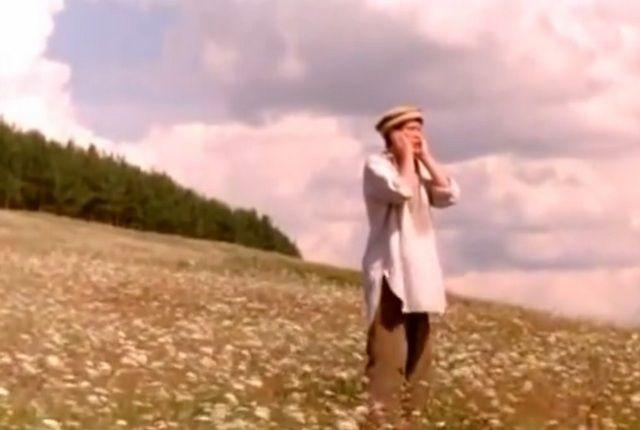Кадр из фильма Владимира Хотиненко «Мусульманин». Снималась картина в деревне Урдово Касимовского района Рязанской области.