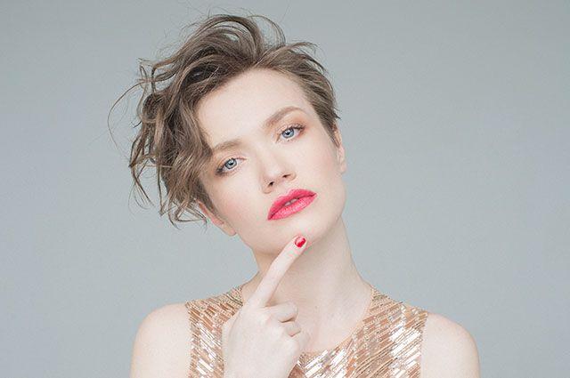 Вокалистка группы «Моя Мишель» Татьяна Ткачук