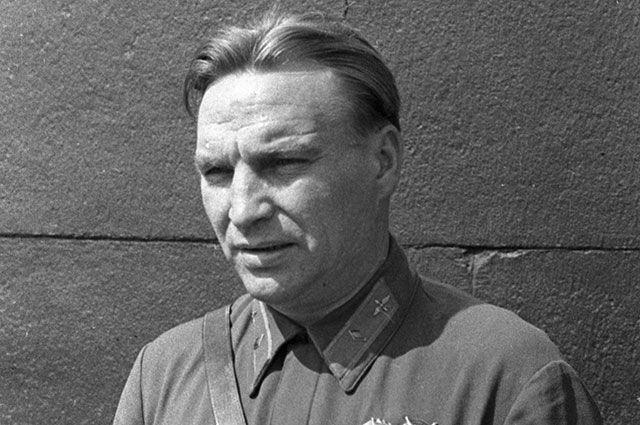 Валерий Чкалов 1938 г.