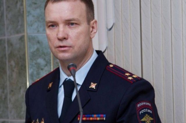 Калининградскую полицию возглавил полковник Игорь Илларионов.
