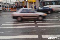 В Калининграде объявлен в розыск водитель, наехавший на пенсионера.