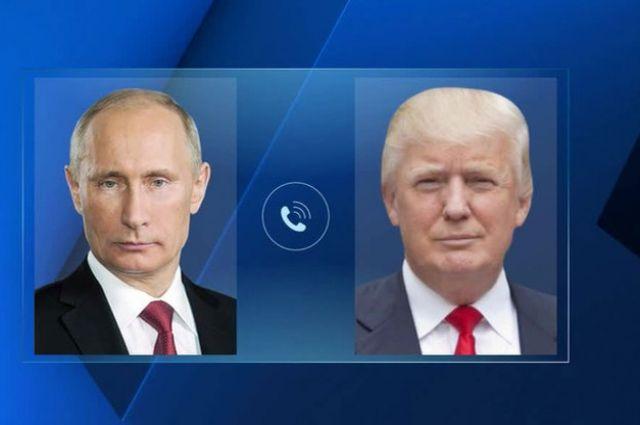 Песков раскрыл детали предстоящего разговора Владимира Путина иТрампа