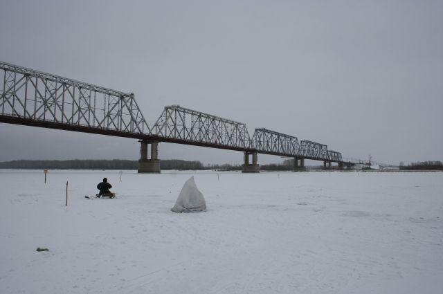Знаменитый каменский мост.
