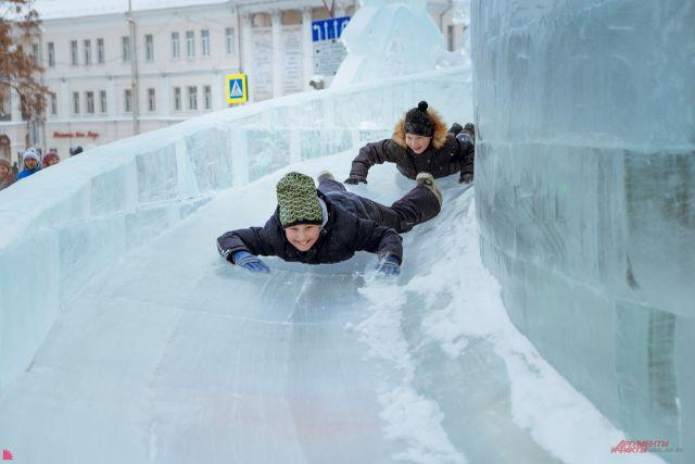 Стала известна тема ледового городка вЕкатеринбурге в 2018