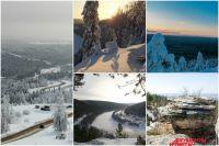 Увидеть просторы Пермского края легче всего с высоких точек.