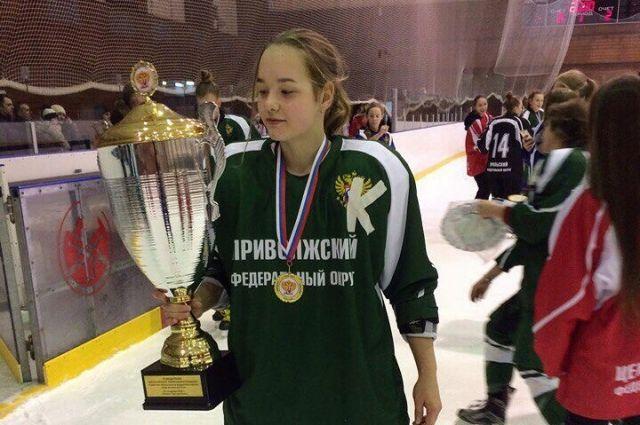 В свои 15 лет Елена Проворова - не только чемпионка ПФО, но и бронзовый призёр молодёжного чемпионата мира.