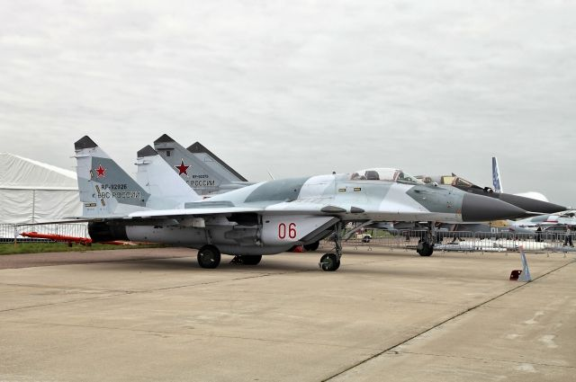 Аргентина хочет купить у Российской Федерации неменее 15 истребителей МиГ-29