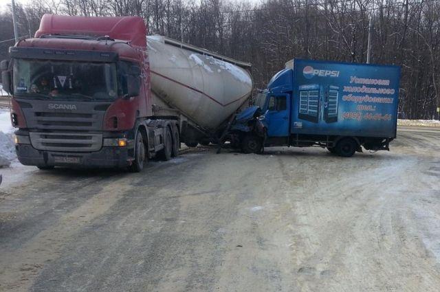 Завчерашний день на трассах Орловской области зарегистрировано 37 ДТП