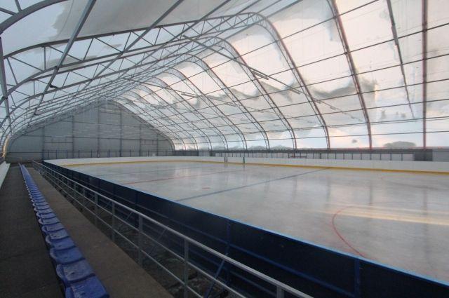 Зимний спортивный сезон будет продлён за счёт специализированного спортивного сооружения.