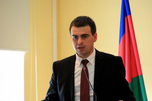 Напост главы Темрюкского района избрали Федора Бабенкова
