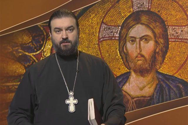 Андрей Ткачев: «Считаю, что всякий, владеющий грамотой, должен много читать и должен сверять свое чтение с Библией».
