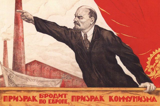 Призрак все еще бродит. Как живут современные коммунисты на Западе?