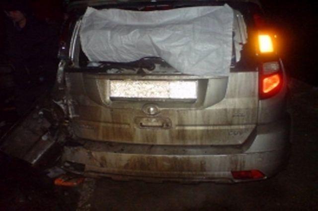 Массовое ДТП вМихайловском районе спровоцировал шофёр легковушки