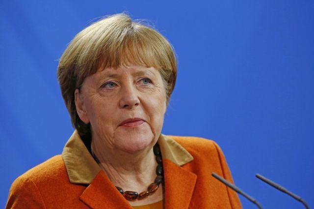 Меркель выдвинута на пост канцлера единым кандидатом от правящей коалиции