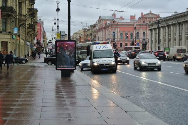 Всамом начале недели петербуржцев ожидают мокрый снег игололедица