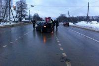 В Новосибирске на одной улице  произошло три ДТП за один час.