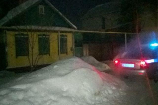 В Соль-Илецке разыскивается грабитель, напавший на пенсионерку с битой