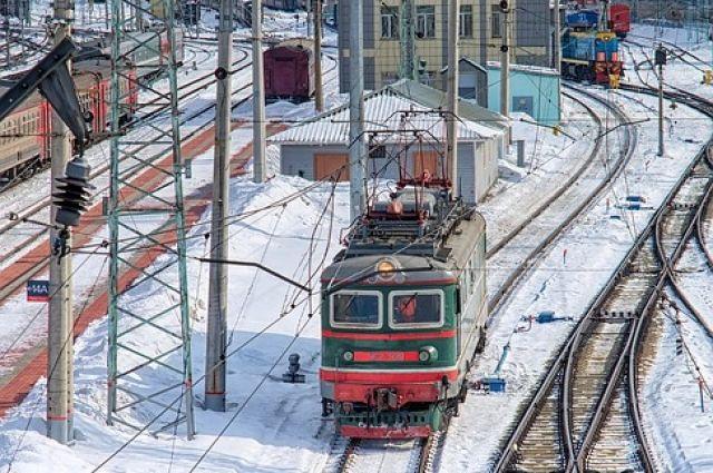 ЧПвОрске. молодого человека внаушниках сбил поезд