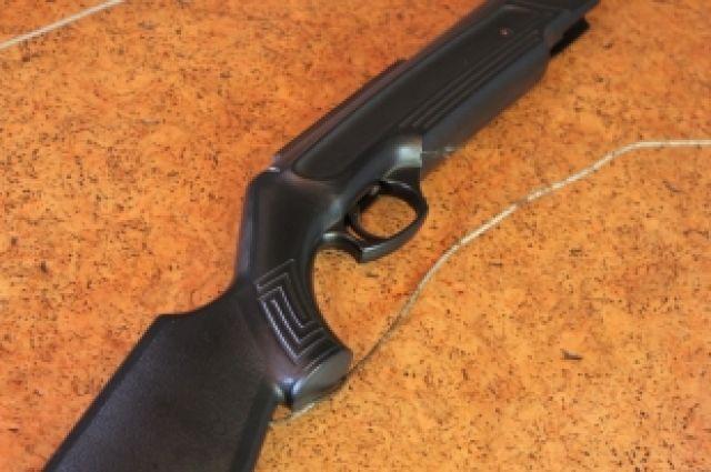 ВДивногорске мужчина изружья стрелял вэкс-жену