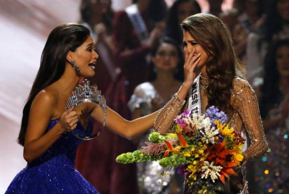Финальное трехчасовое шоу, в котором участвовали 86 претенденток со всего мира, проходило в филиппинской столице Маниле