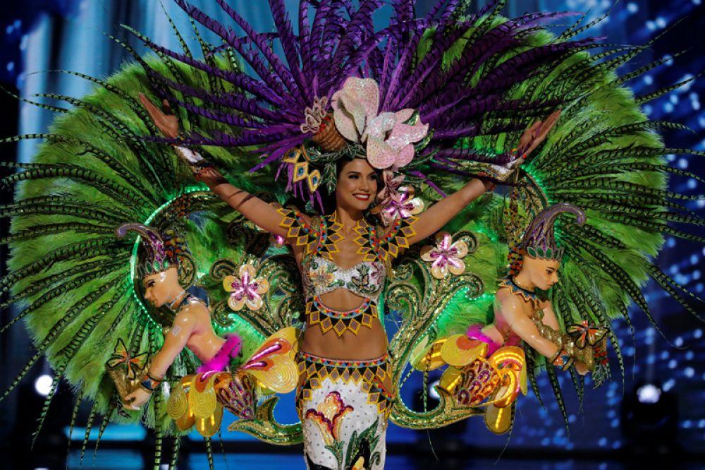 Кейти Дреннан (Панама).