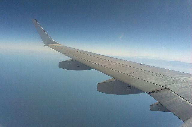 Ночью вКазани из-за ухудшения здоровья иностранного пассажира вынужденно сел «Боинг»