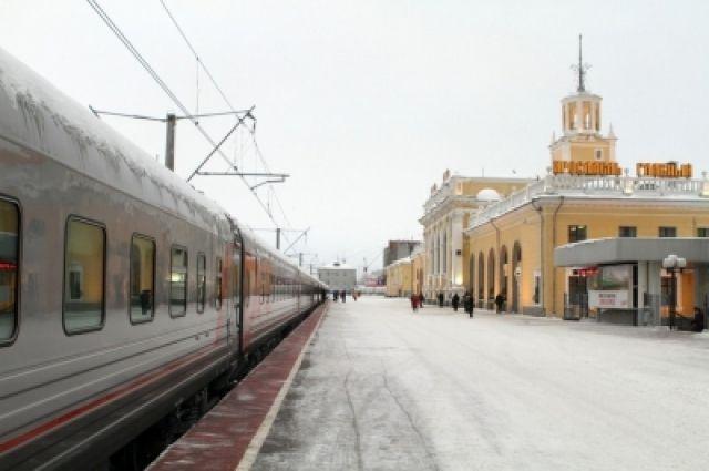 Навокзалах Северной железной дороги будут сканировать багаж иручную кладь