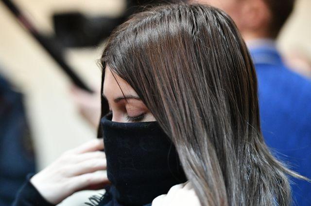 Стритрейсерша Багдасарян после ареста приступила кобязательным работам