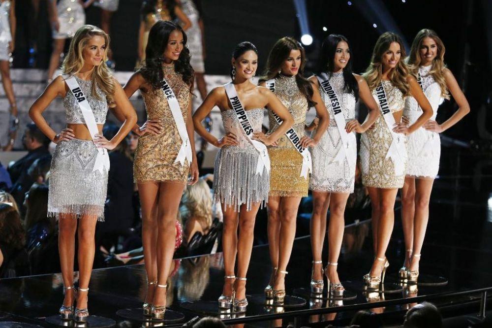 В этом году в конкурсе принимали участие 86 девушек из разных стран