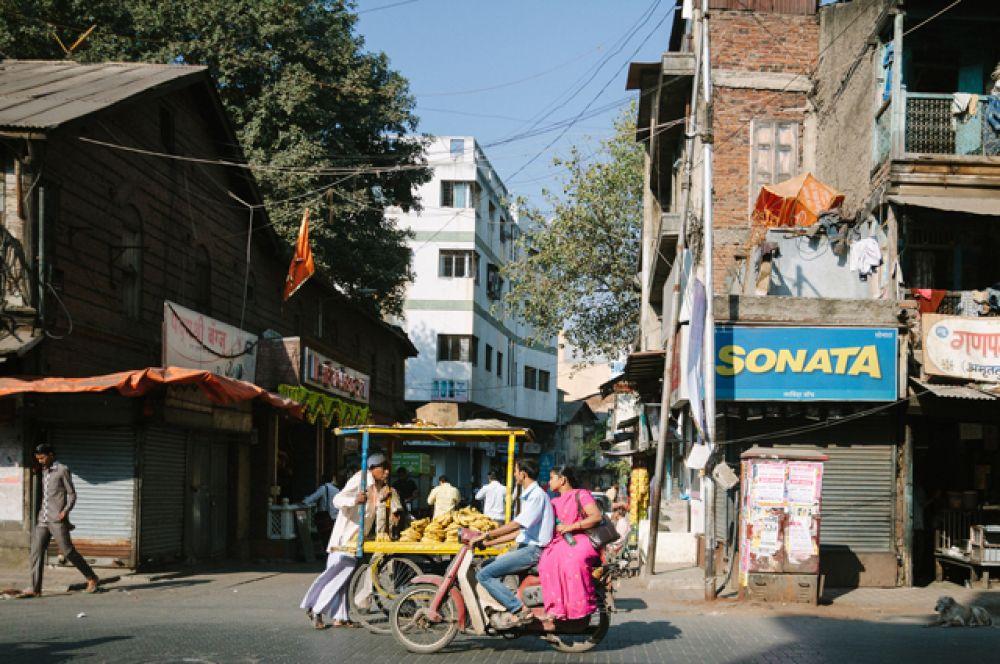 Пуна, Индия.