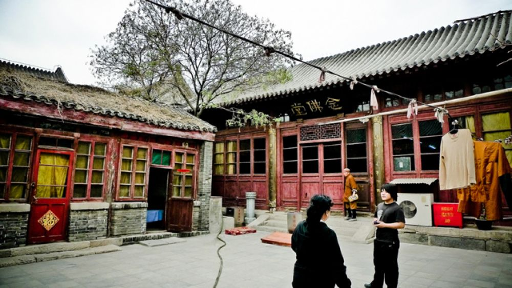 Тяньцзинь, Китай.