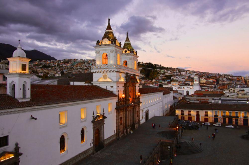 Кито, Эквадор.