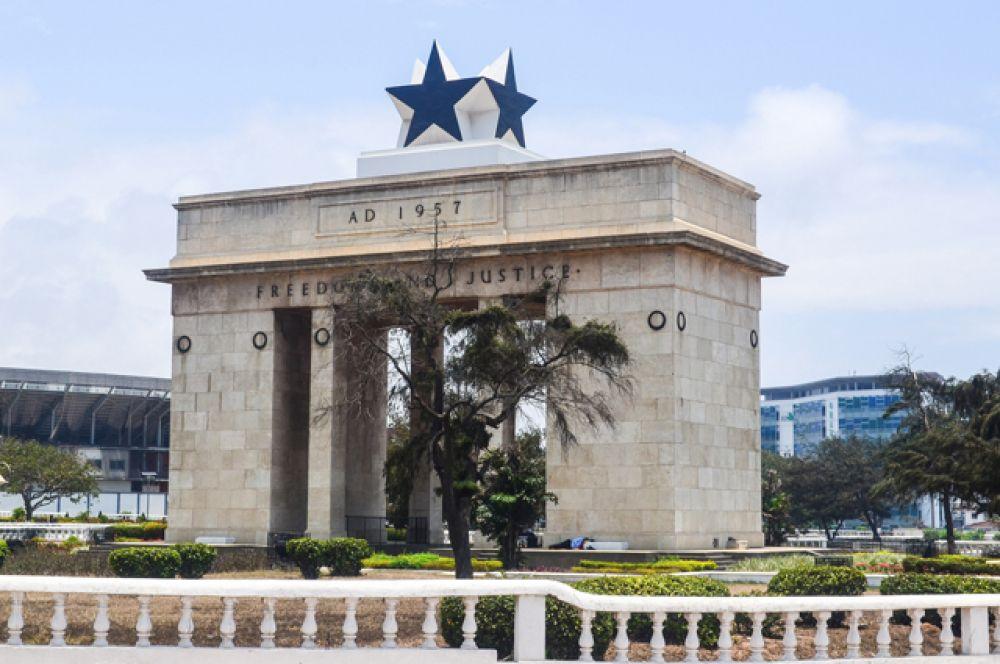 Аккра, Гана.
