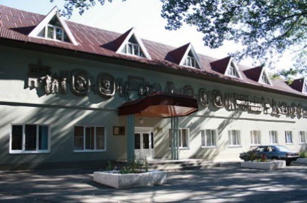 Здание детской художественной школы имени народного художника СССР Николая Васильевича Овечкина.