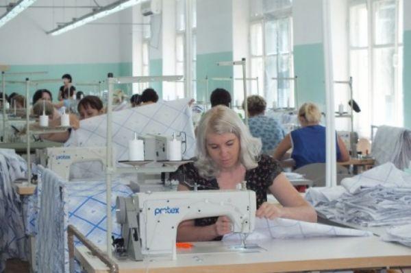 Швейное производство «Южанка».